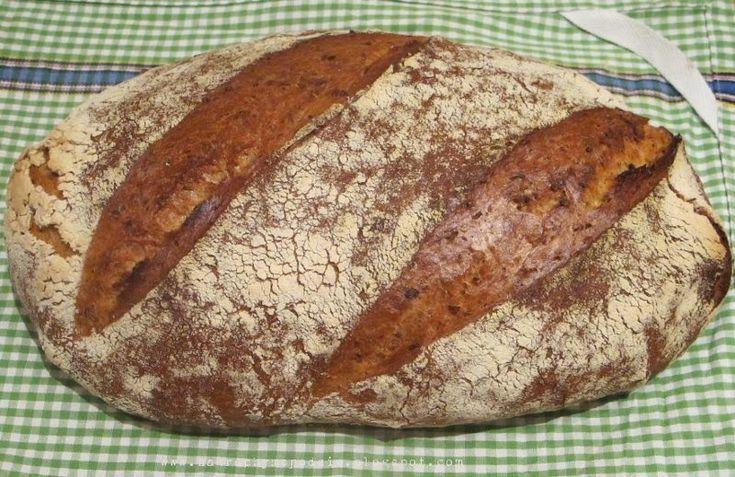 Chleb twarogowy - J.Hamelman