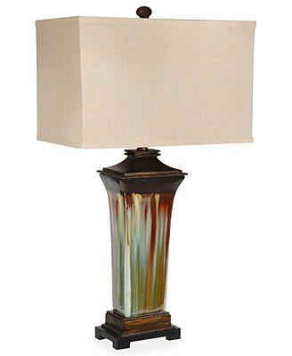 Crestview Table Lamp Evonne