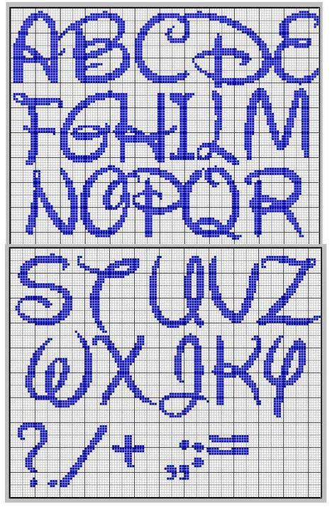 alphabet maiusc | REPINNED
