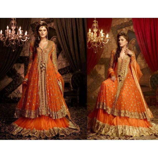 Pakistani #Designer #Bridal #Lehenga