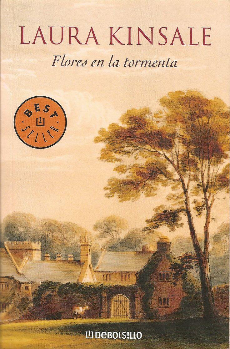 """Romántica, no rosa: Crítica: """"Flores en la tormenta"""", de Laura Kinsale"""