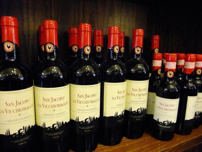 Classico Wine in Chianti #Italy