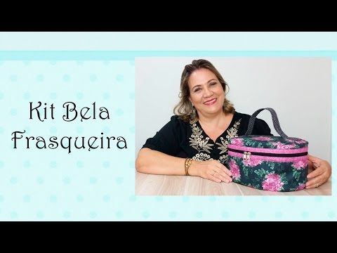 Kit Bela Parte 2: Frasqueira - YouTube