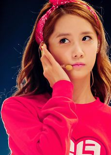 Im YoonA, Girls' Generation.
