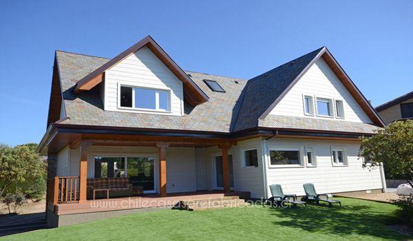 Casas canadienses casas canadienses chile casas prefabricadas pinterest house - In house casas prefabricadas ...