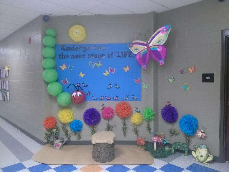 Kindergarten pre-registration/Very hungry caterpillar n butterfly