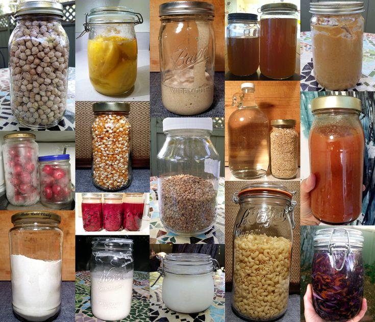 7 tips for zero waste kitchen--by Zero-Waste Chef
