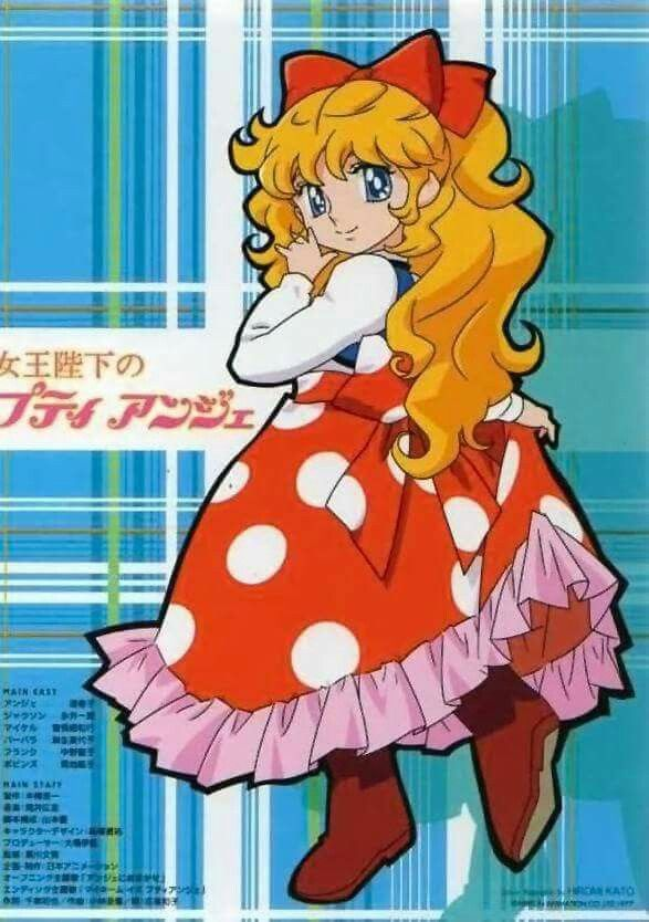 Angie Girl cartone animato
