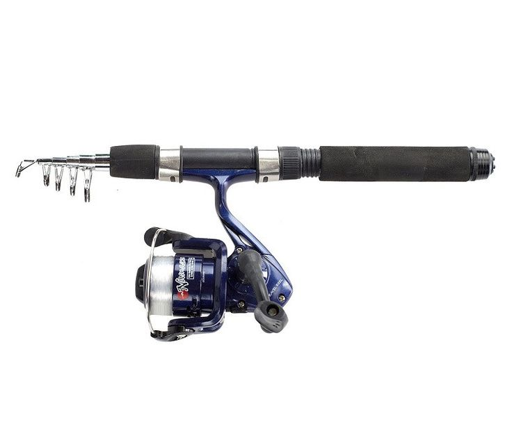 NGT Namazu Telescopic Fishing Rod Reel Combo | Bushcraft Shop | Prepping | Survival Store