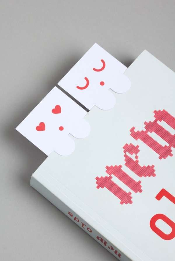 WHiRLED : Business Card Bookmarks