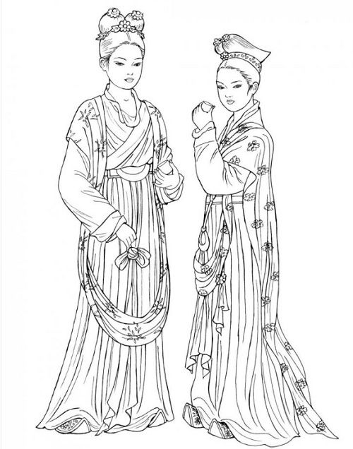 Tang Dynasty In Chinese History The AD Was A Period Of Unity And Prosperity When Politics Economy Were Highly Developed