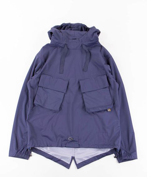 Comfy – All Down Filled Navy Premist Parka