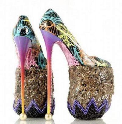 highhhh heeled shoes