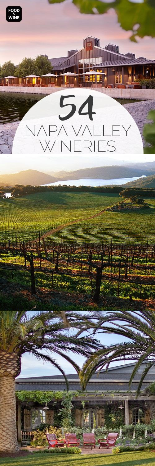 The best Napa Valley wineries to visit feature a tasting room in a cave, artisanal cheese pairings, on-site sommeliers and more.