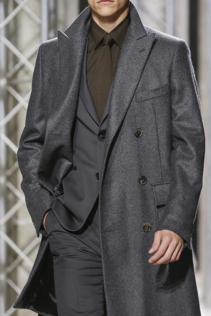 Hermès - Men Fashion Winter 2013-14.