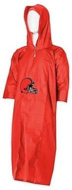 NFL Cleveland Browns Poncho by The Northwest