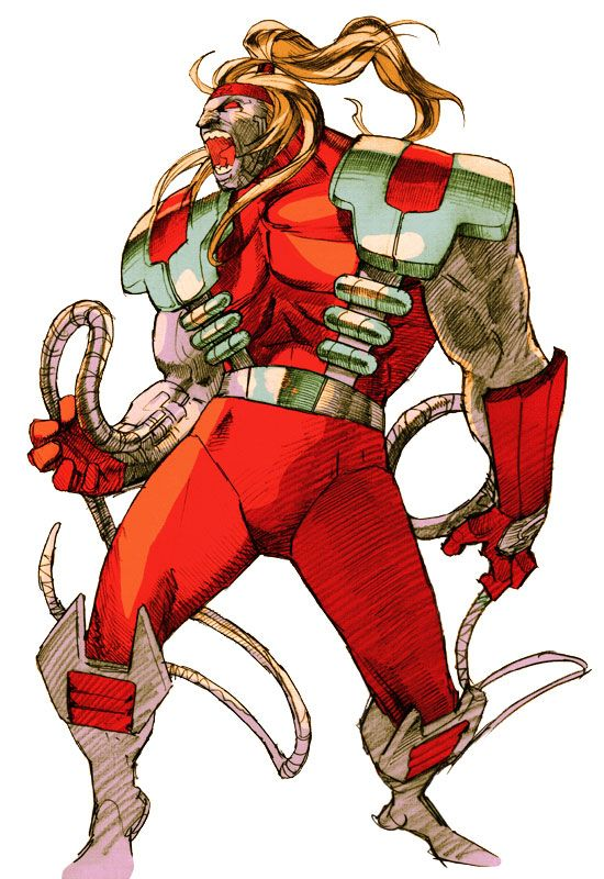 Omega Red (Arkady Rossovich)