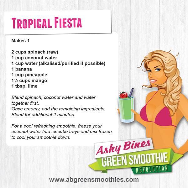 Ashy Bines - Tropical Fiesta