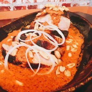 Tal como lo viste en Cocineros Mexicanos, una sencilla receta para hacer cerdo encacahuatado