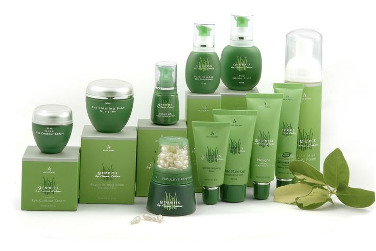 """Greens By Anna Lotan   Skin Rejuvenation & Anti Wrinkle Care    It's an indisputable fact of life, aging does happen!  While we use the phrase """"anti aging"""", the truth is that we are not """"against aging"""", just against """"looking old""""!   Greens  was especially designed for a mature skin that will benefit from a skin care program which offers an immediate effect, giving the skin a rejuvenated appearance."""