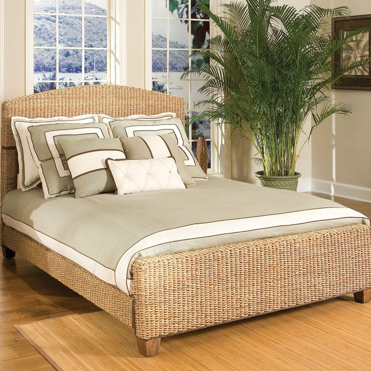 Home Styles Cabana Banana Queen Panel Bed Guest Room Pinterest Cabana Bedrooms And Room