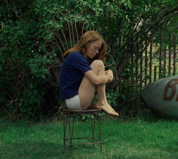 """Sissy Spacek en""""Malas tierras"""", 1973"""