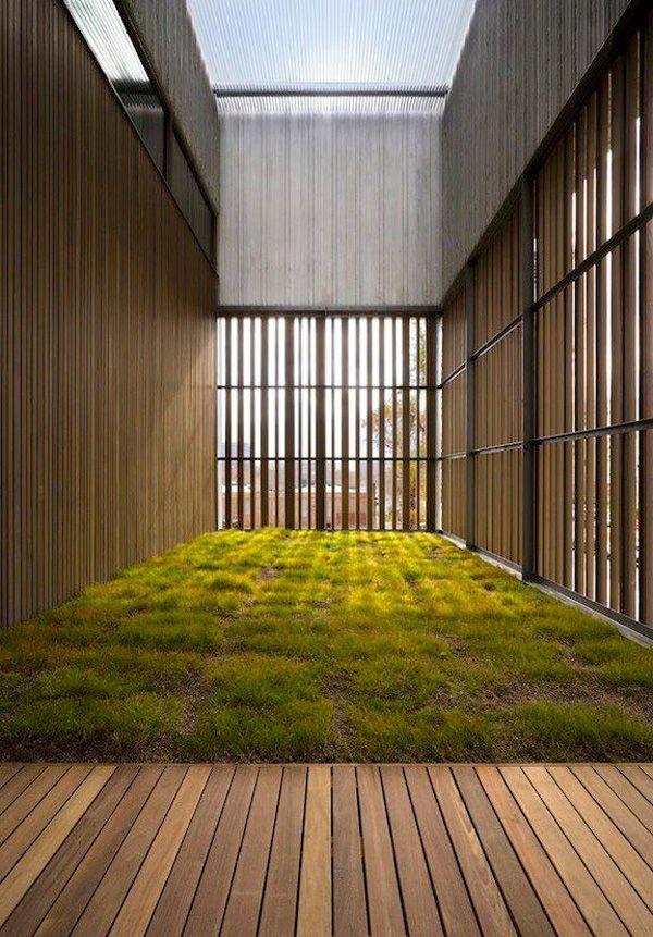 Indoor Courtyard Design Ideas | InteriorHolic.com