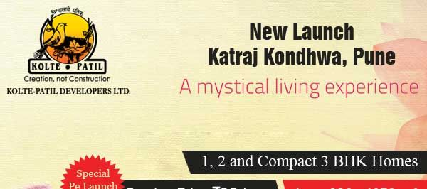 New Launch Kondhwa - New Housing Project By Kolte Patil Developer in Pune City