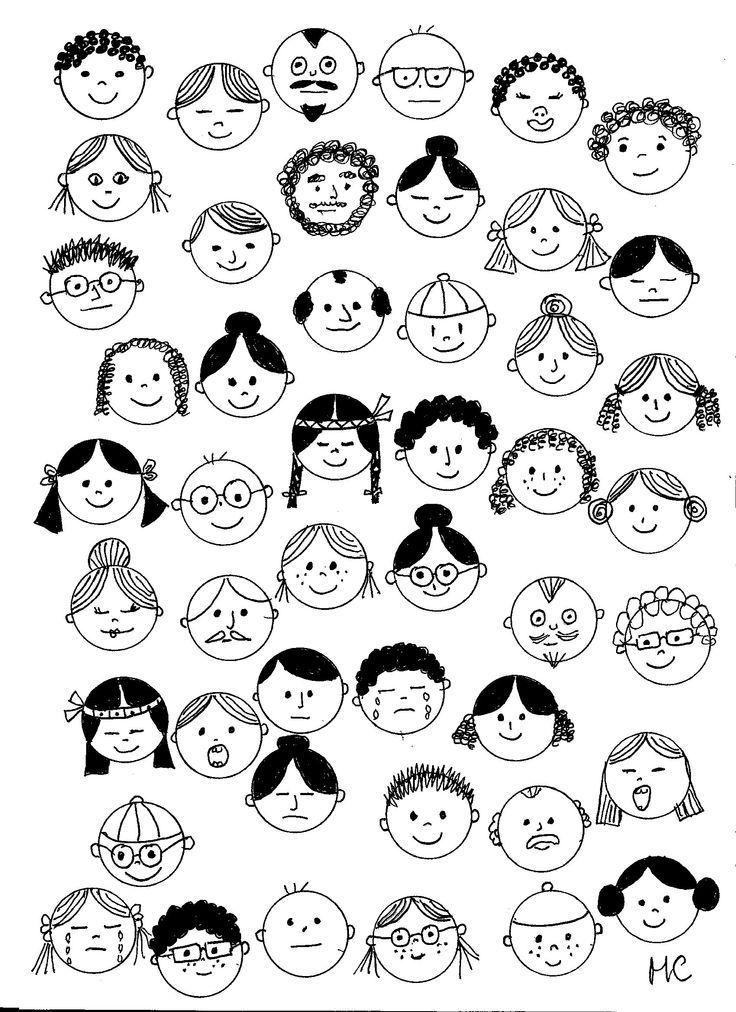 Color Simple Drawings Kids 3
