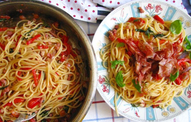 Gennarove rýchle špagety, Gennaro Contaldo