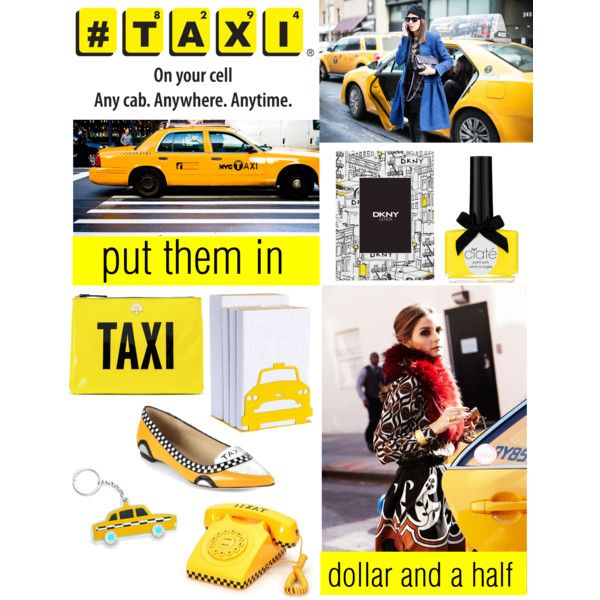 """taxi girl"" by lelouka on Polyvore"