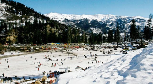 Stay In the lap of nature at Manali