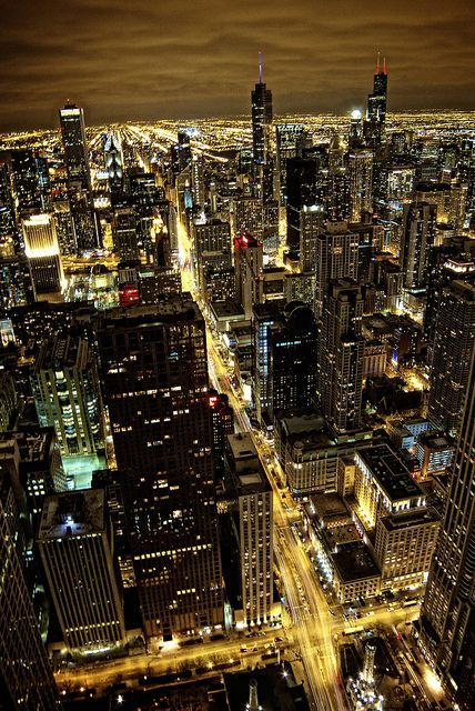 """""""The Magnificent Mile"""" Chicago"""