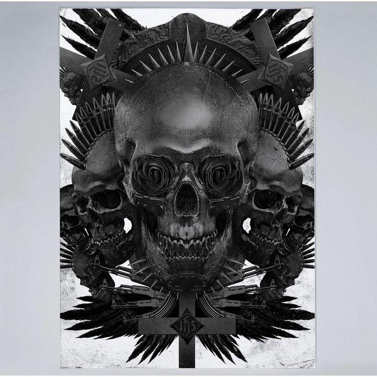 Blackskull - Print