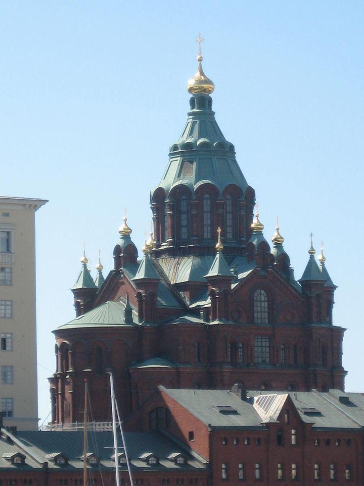 Helsinki, Uspenski Cathedral (2011)