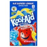 Kool-Aid Twists Ice Blue Raspberry Lemonade Unsweetened Soft Drink Mix by @mytexaslife