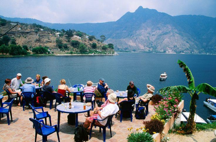 San Pedro Town, Lake Atitlan Guatemala