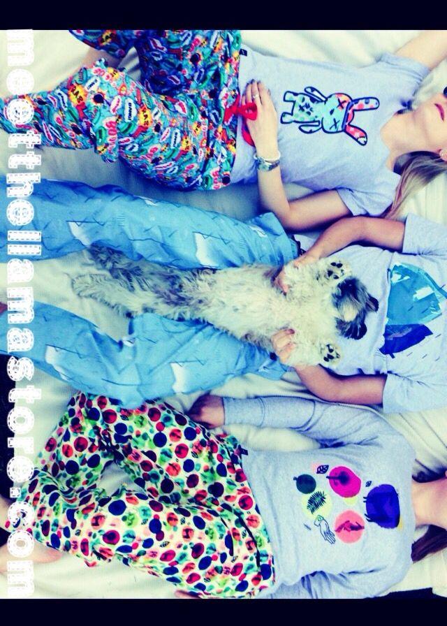 Chill with friends in Meet The Llama pyjamas :) meetthellamastore.com