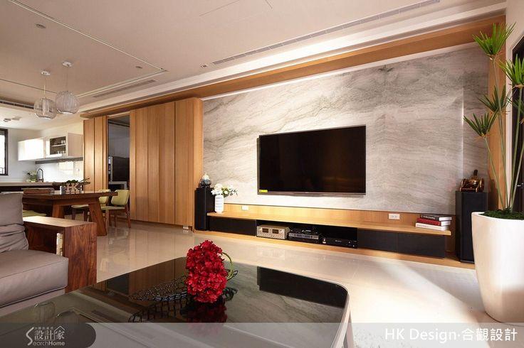 寬敞流暢的安心設計 構築你的夢想退休宅-設計家 Searchome