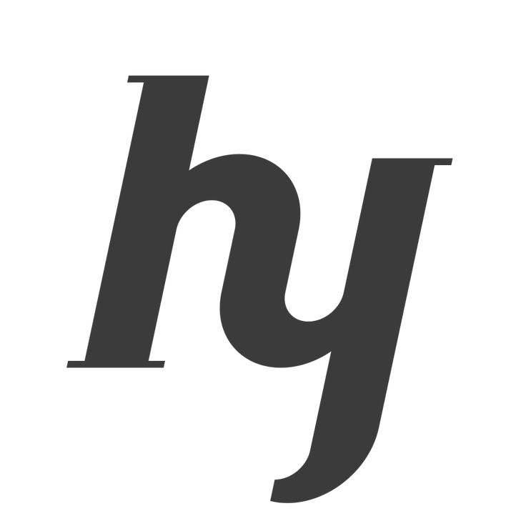 Daily Ligature | 11-11 | h + y