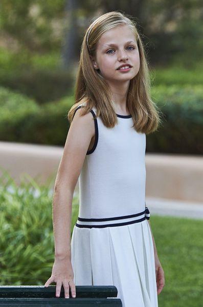 Anniversaire : la princesse Leonor d'Espagne a 11 ans