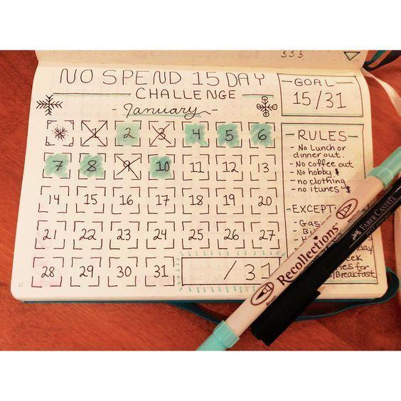 Ultimative Liste der Bullet-Journal-Ideen: 101 ins…