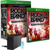 Rock Band 4 and Legacy Game Controller Adapter - Xbox One, Multi