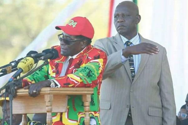 Mugabe under fire over Matabeleland :: Harare24 News