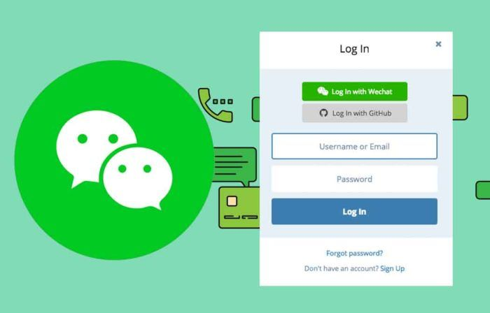 Phone without web wechat login 4 Ways