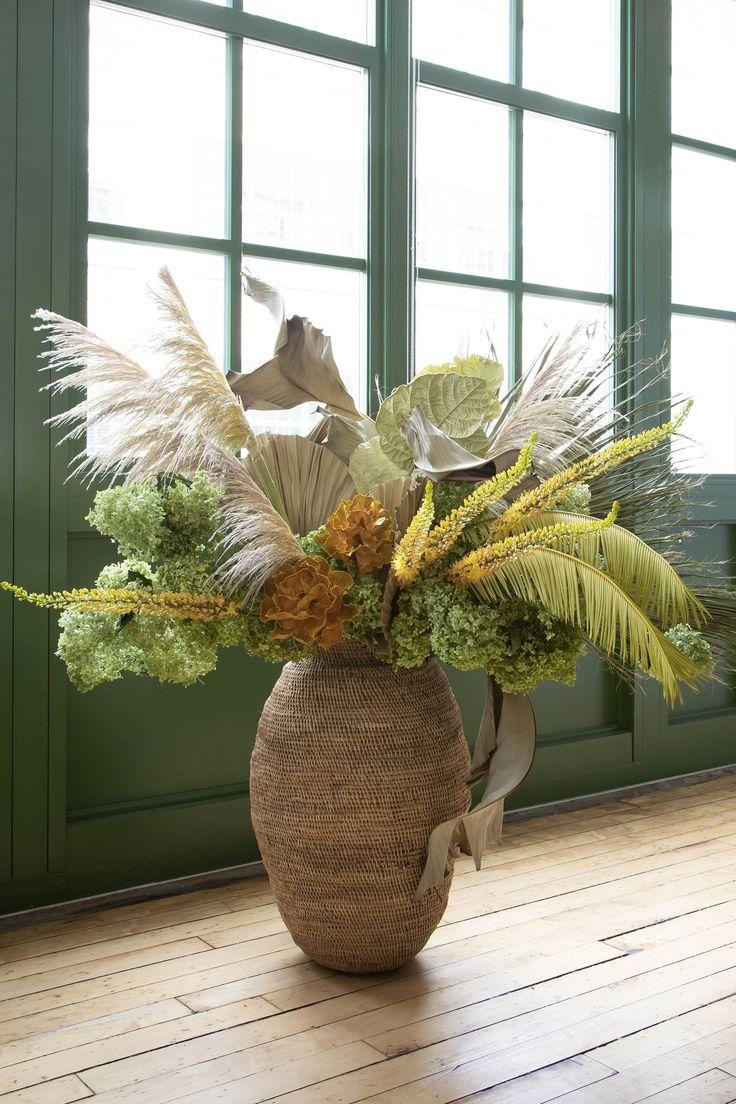 dried flower arrangements uk