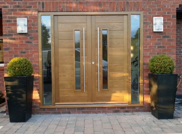 175 Best Images About Contemporary Oak Doors On Pinterest Front Door Design Pivot Doors And