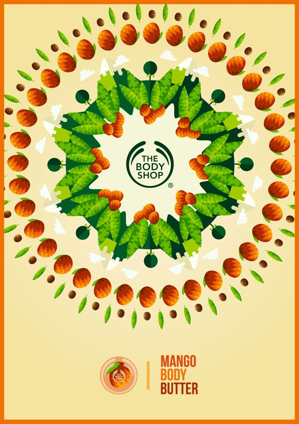 The Body Shop Campaign on Behance