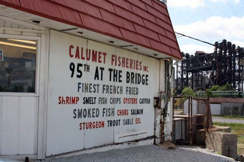 Calumet Fisheries 95th at the Bridge  3259 East 95th Street Chicago, IL 60617 773-933-9855