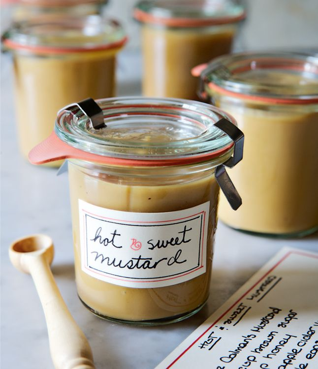 Hirsheimer's Hot and Sweet Mustard | Recipe | Homemade ...